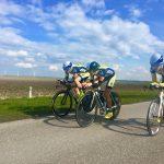 Geweldige omstandigheden zorgen voor snelle tijden Tijdrit Almere