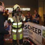WTC Trappenloop: ruim 600 treden omhoog