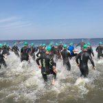 Warmte deert triatleten niet: volop genieten tijdens DUIN Triathlon & Duathlon