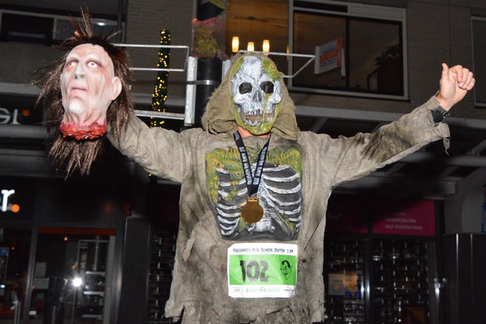 Halloweenrun Almere-Buiten