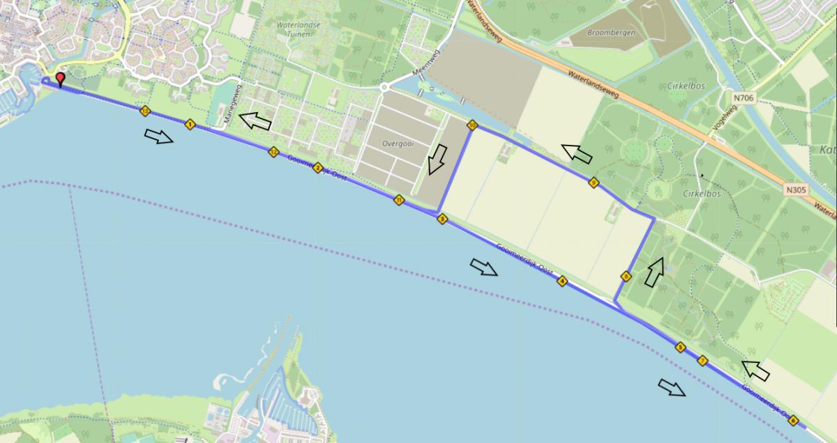 tijdrit-almere-14kmronde