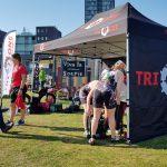 Tri2one Tijdrit Almere: tóch geen Strava segment en Zwift ride