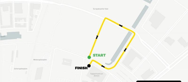 parcours 1& 2km